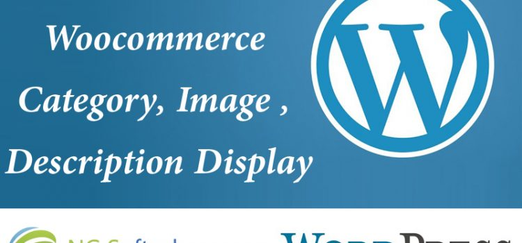 Woocommerce Category, Image , Description Display
