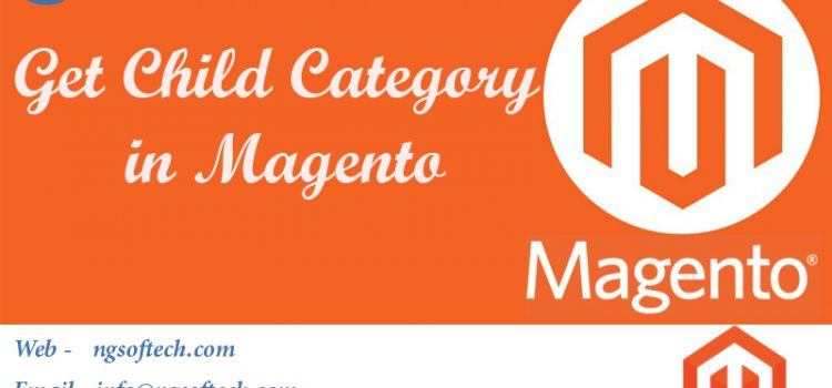 Get Child  Category in Magento